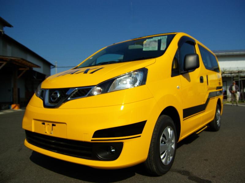 何故?日産NV200(タクシー用バネット)10年で生産終了